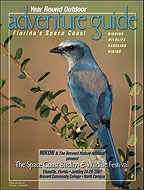 PDF File-32 pages. Opens in a new Window. Birding, paddling, surfing, hiking opportunities in Florida's Space Coast.