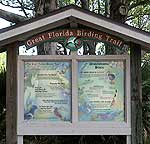 Gateway to the Great Florida Birding Trail.
