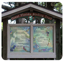Gateway to the Great Florida Birding Trail